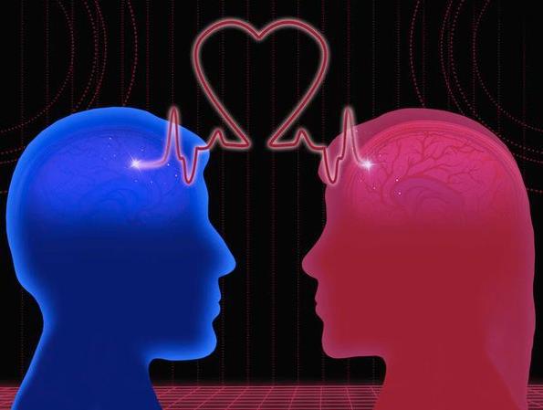 ¿Sabías que el cerebro enamorado libera más sustancias químicas?