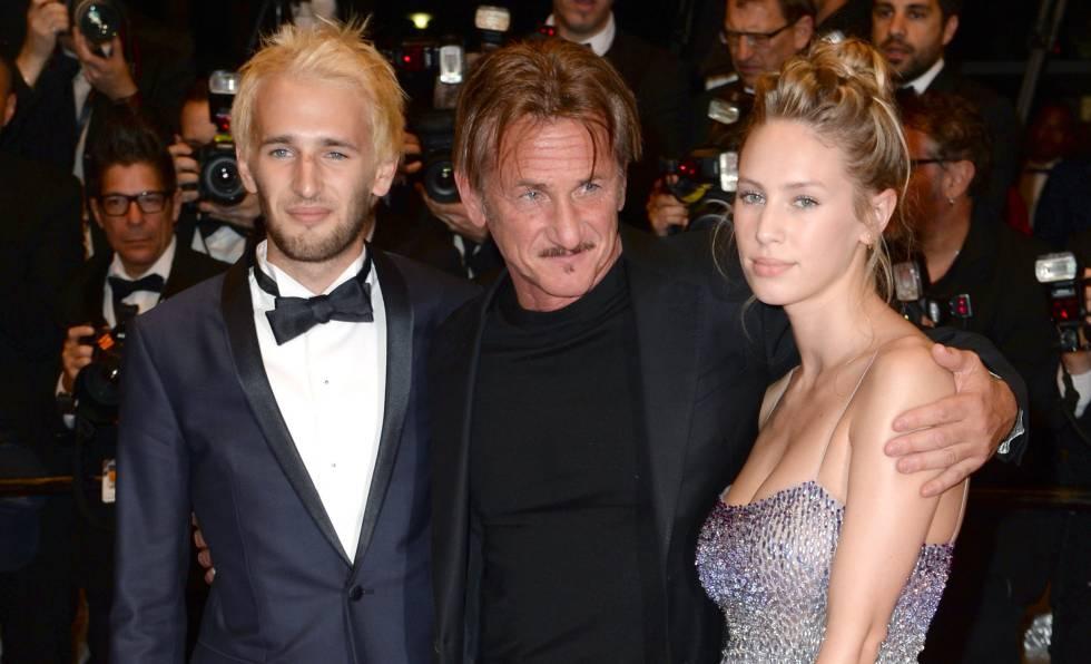 Hijos de Sean Penn serán protagonistas de su próxima película