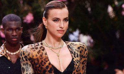 Irina Shayk mejor que nunca tras quiebre con Bradley Cooper