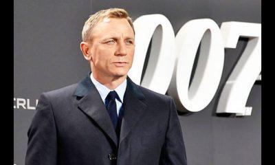 La lesión de Daniel Craig en 007 es grave