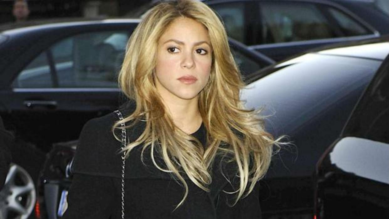 Shakira declaró como imputada por fraude al fisco