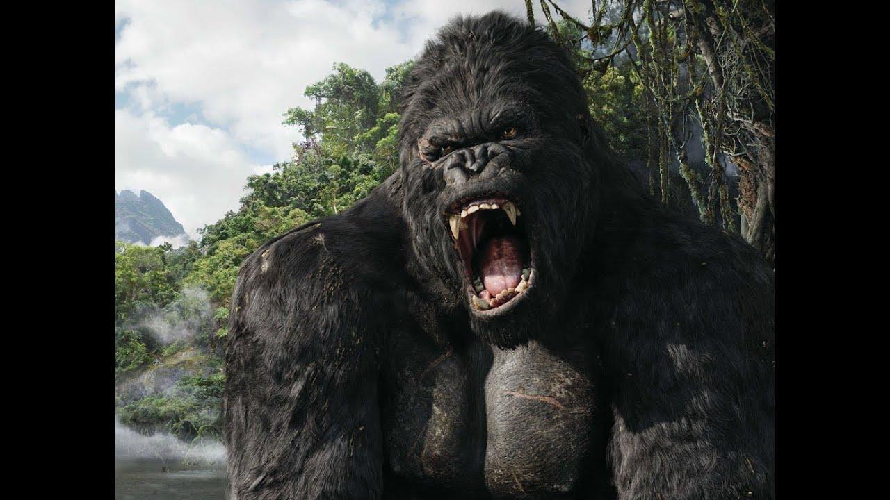 ¿Sabías que en King Kong se utilizó un escenario digital?