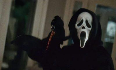 ¿Sabías que la máscara de scream fue encontrada en una casa abandonada?