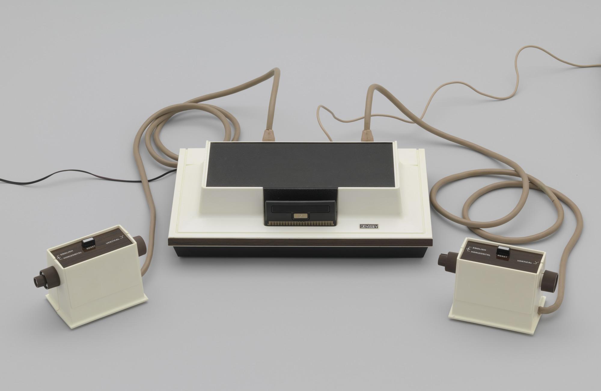 ¿Sabías que la primera consola fue Magnavox Odyssey?