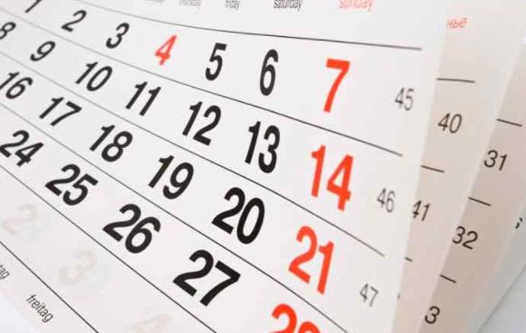 ¿Sabías que nuestro calendario ha cambiado mucho?