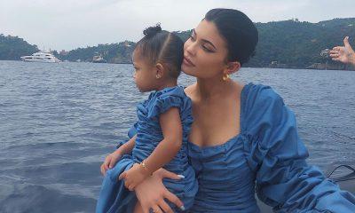 Kylie Jenner y su hija Stormi siempre sorprendiendo