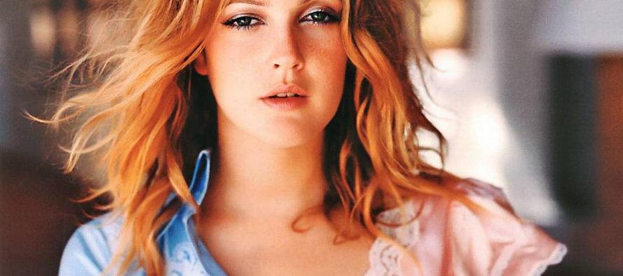 La transformación de Drew Barrymore