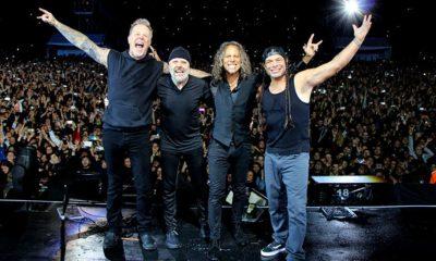 Metallica vuelve a Chile