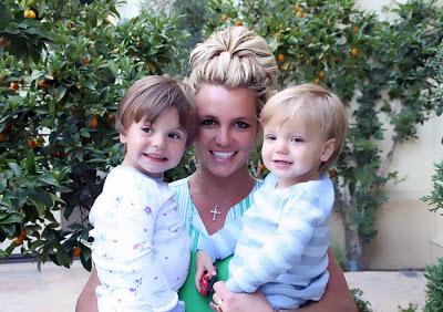 Britney Spears perdió parte de la custodia de sus hijos