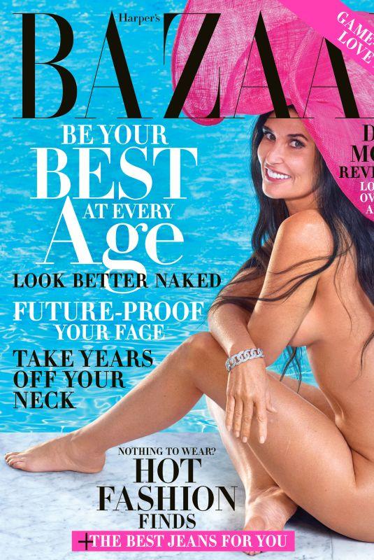 Demi Moore al desnudo