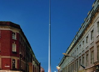 ¿Sabías que Aguja de Dublín es la escultura más alta?