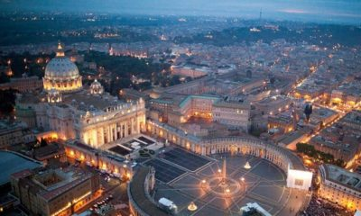 ¿Sabías que El Vaticano es el estado más pequeño del mundo?