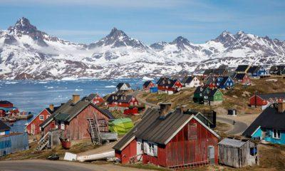 ¿Sabías que Groenlandia es la isla más grande del mundo?