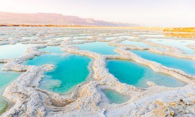 ¿Sabías que el mar muerto es un lago?