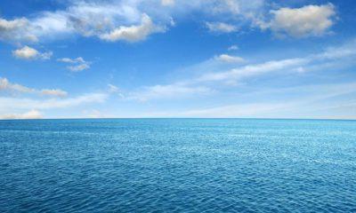 ¿Sabías que el océano tiene 3.730 metros de profundidad?