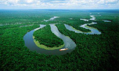 ¿Sabías que el río Amazonas es el más caudaloso del mundo?