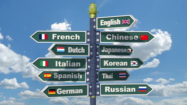 ¿Sabías que existen más de 60.00 lenguas en el mundo?