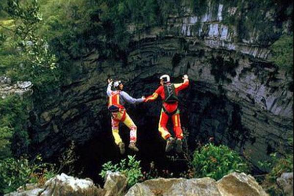 ¿Sabías que en México se practica puenting?