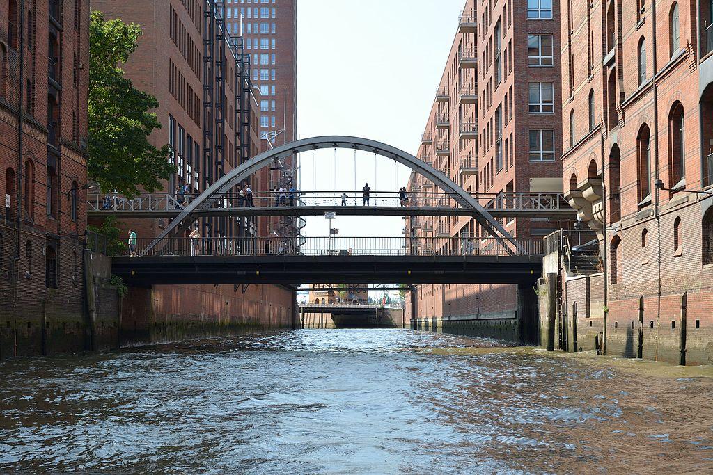 ¿Sabías que la ciudad con más puentes es Hamburgo?