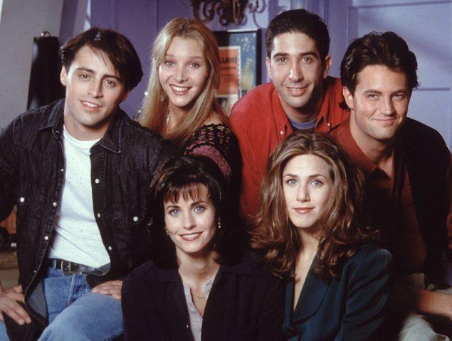 Conoce curiosidades de la famosa serie Friends