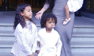 Kim Kardashian y el bautizo de sus hijos en Armenia