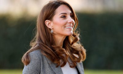 ¡Kate Middleton quedó sin zapato!