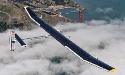 ¿Sabías que darán la vuelta al mundo con energía solar?