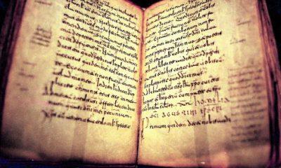 ¿Sabías que el primer texto en castellano tiene más de 1000 años?