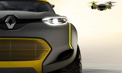 ¿Sabías que existe un auto con dron?