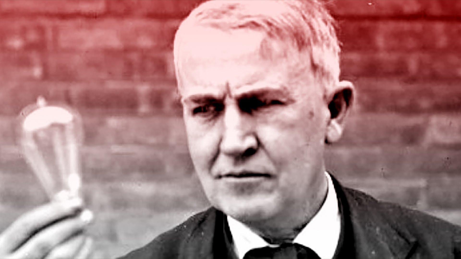 ¿Sabías que Edison tuvo paciencia de Santo?