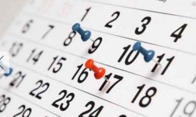 ¿Sabías que el calendario ha sufrido una evolución?