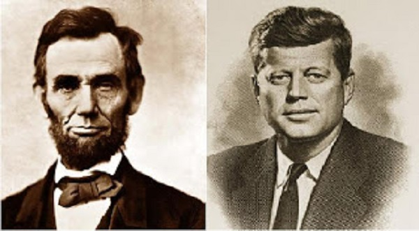 ¿Sabías que existen muchas coincidencias entre Lincoln y Kennedy?