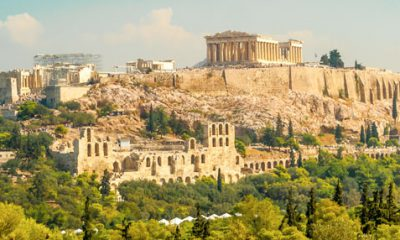 ¿Sabías que la fiebre tifoidea acabó con Atenas?