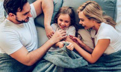 ¿Sabías que las cosquillas nos ayudan a crear lazos?