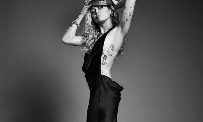 El nuevo y polémico tatuaje de Miley Cyrus