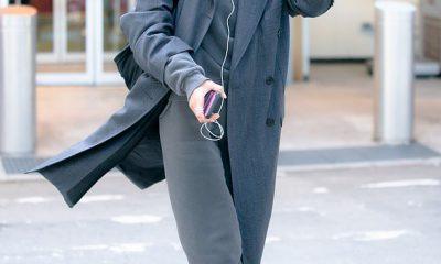 La moda que lució Bella Hadid en el aeropuerto