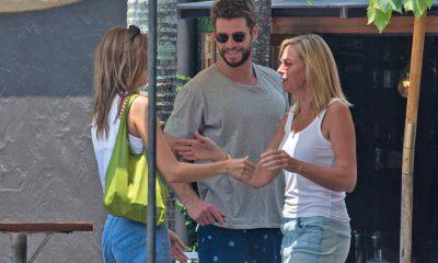 Liam Hemsworth tiene nueva novia