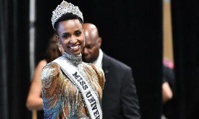 Miss Sudáfrica es la nueva Miss Universo 2019