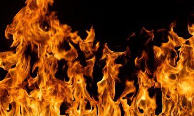 ¿Sabías que el fuego no tiene sombra?