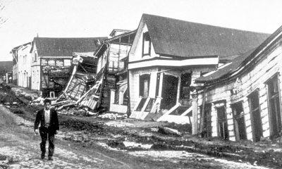¿Sabías que el terremoto de mayor magnitud ocurrió en Chile?