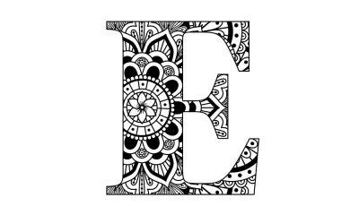 ¿Sabías que la letra E es la que más se repite en el idioma español?