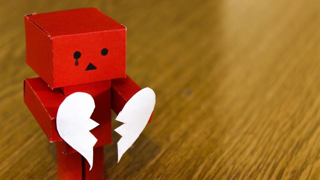 ¿Sabías que las decepciones amorosas duelen como una quemadura?