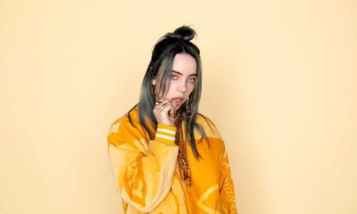 Billie Eilish ofrece un adelanto de su canción para James Bond