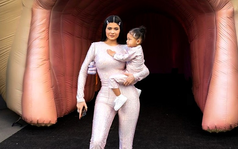 La millonaria fiesta de la hija de Kylie Jenner