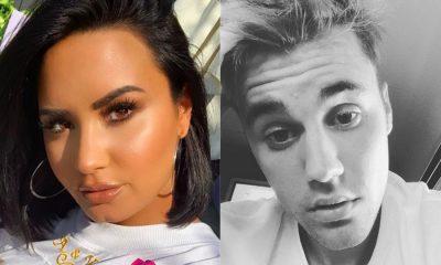 Justin Bieber inspiró a Demi Lovato en medio de sus problemas