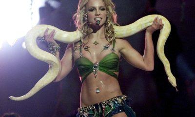 La relación de Britney Spears y 'Tiger King' de Netflix