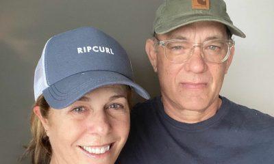 Mujer de Tom Hanks relató su dolorosa experiencia con el coronavirus