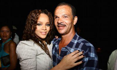 Rihanna confirmó que su papá tiene Coronavirus