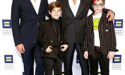 ¡Hijos de Ricky Martin interrumpieron una entrevista y se roban el show!