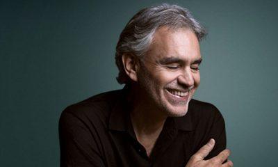 Andrea Bocelli tuvo coronavirus y dona plasma para la investigación